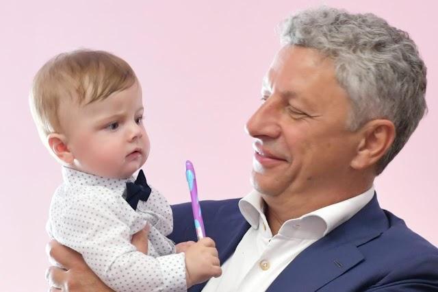 Юрій Бойко: Заради дітей ми зробимо все, щоб в Україні настав мир