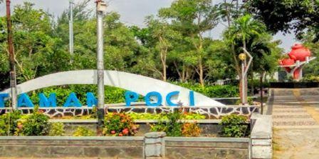 Taman Poci, Tempat Santai dan Berburu kuliner Jajanan Khas Kota Tegal