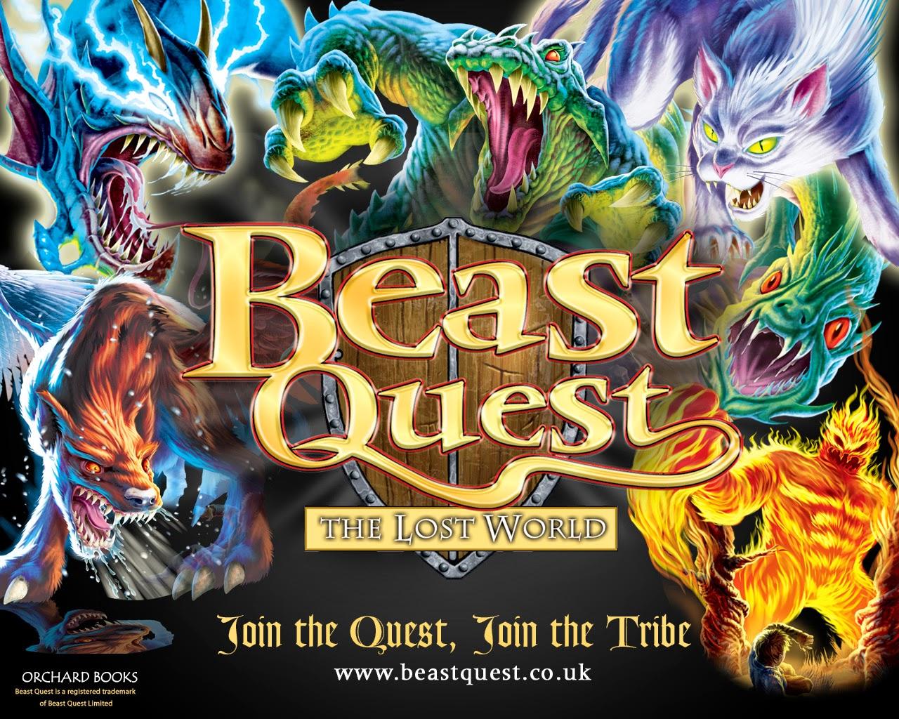 Beast Quest Bilder