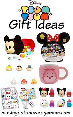 Tsum Tsum gift ideas