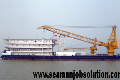 Need Oiler For Offshore Vessel