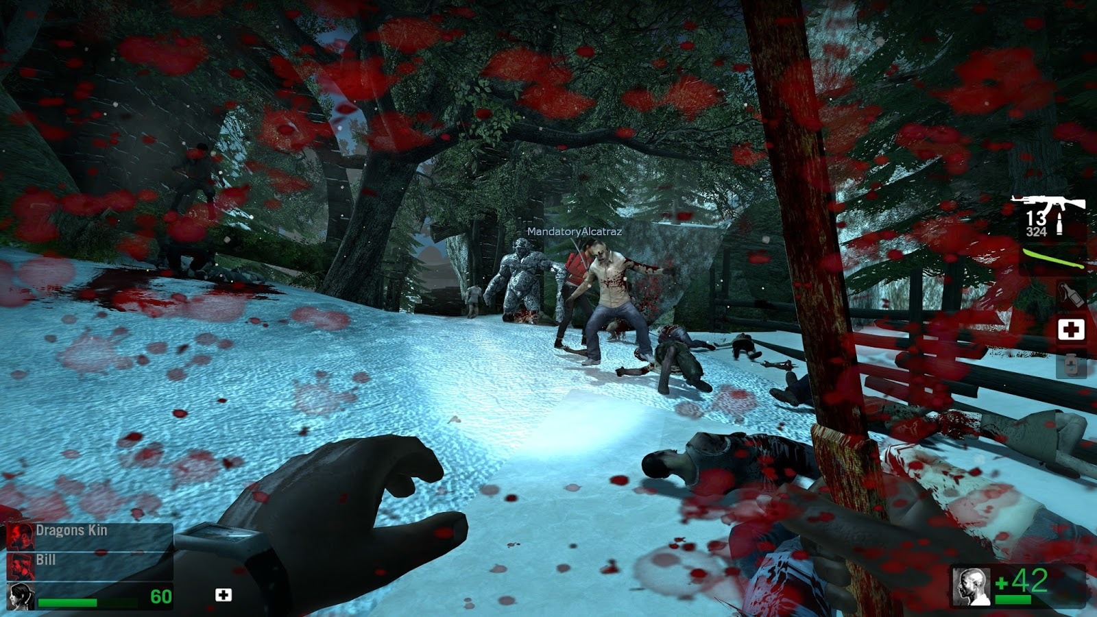 Left 4 Dead 2 Custom Campaign Reviews: Absolute Zero