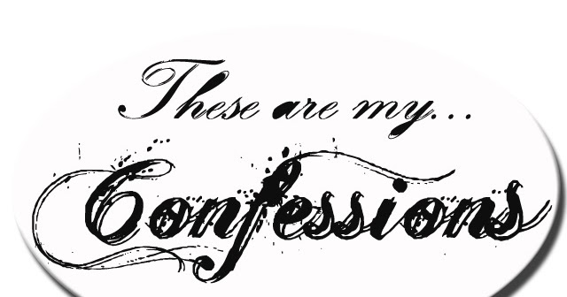 The Cultivated Chic Life: The Confession List: Speaking