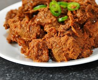 Resep Rendang Daging Sapi Asli Padang