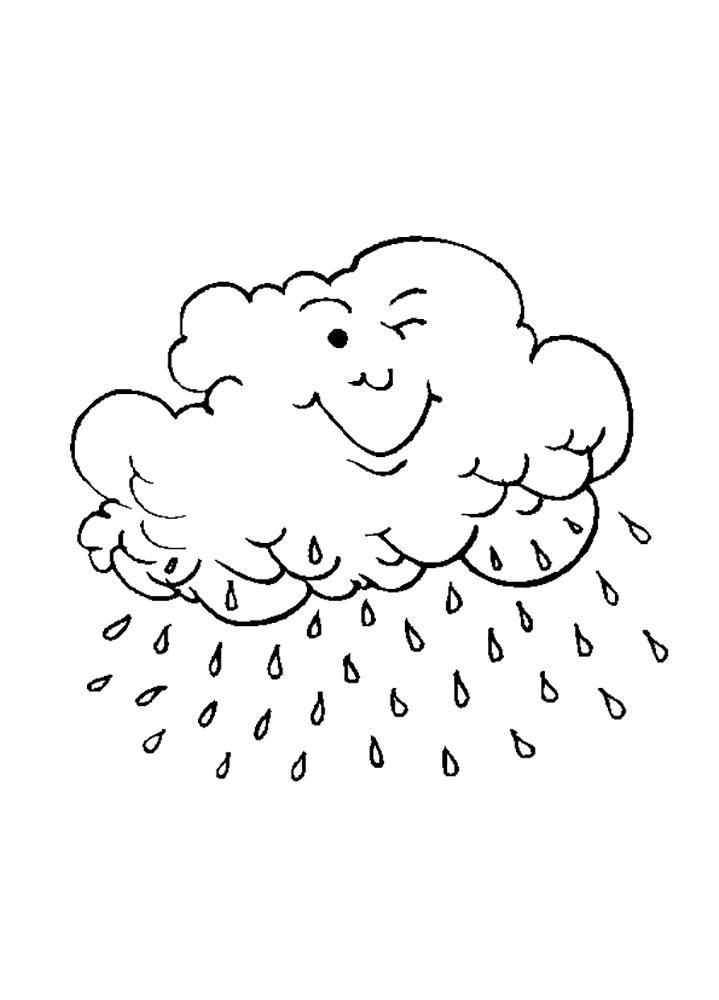 Mewarnai Gambar Hujan : mewarnai, gambar, hujan, Mewarnai, Gambar, Hujan, Kumpulan, Pemandangan
