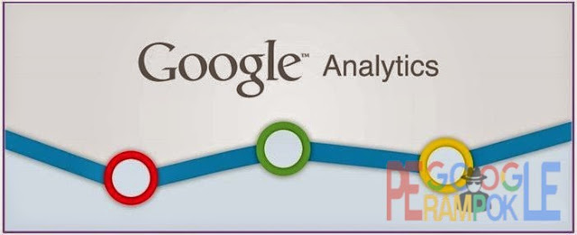 Cara memasang google analytics di blogger tanpa kode lacak