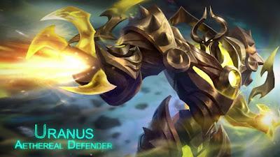 Uranus Mobile Legends