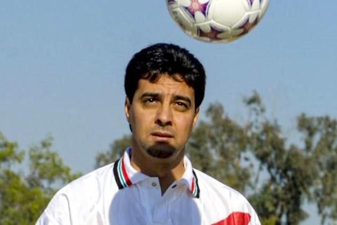 أحمد راضي اللاعب العراقي مسيرته وألقابه وإنجازاته