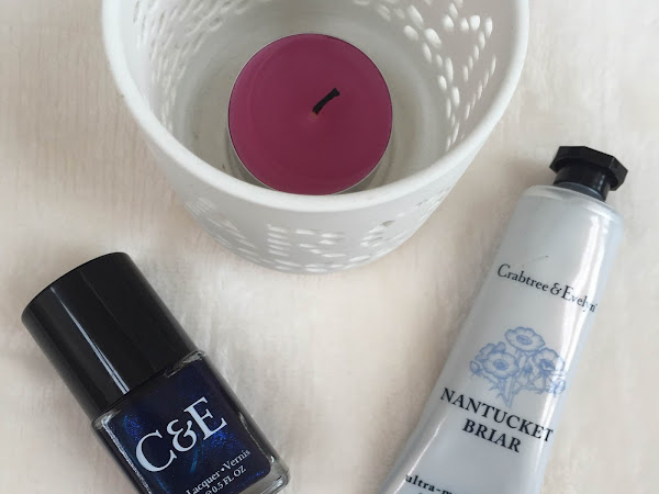Crabtree And Evelyn Nail Lacquer And Hand Cream