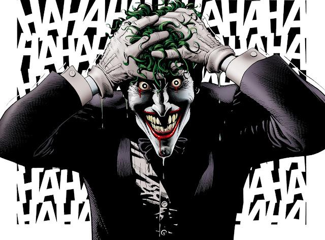 the joker comic