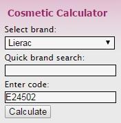 Cosmetic Batch Code Calculator jak gdzie sprawdzic date waznosci kosmetyku