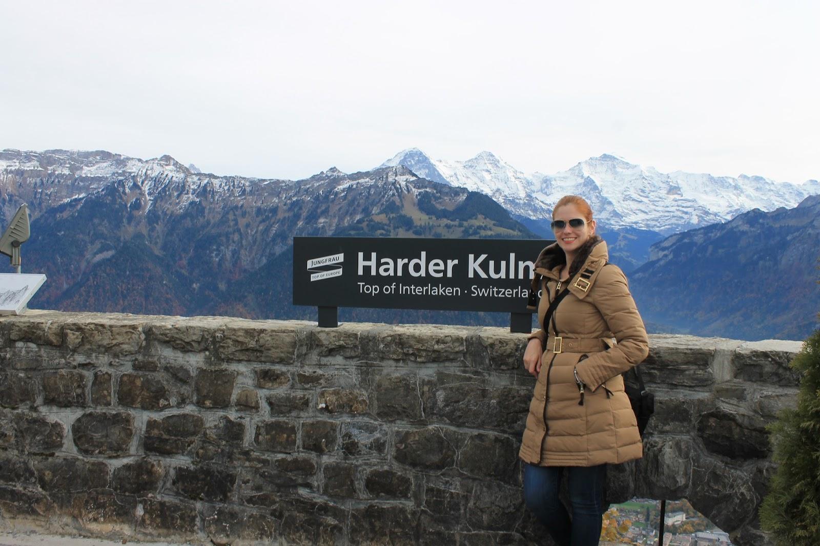 Harder Kulm - Interlaken