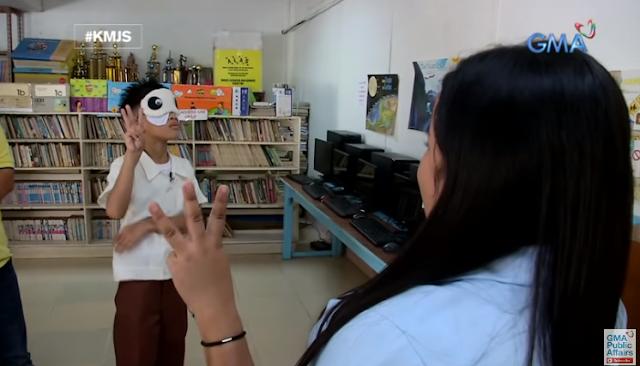 Pinoy Kid With 6th Sense/GMA News