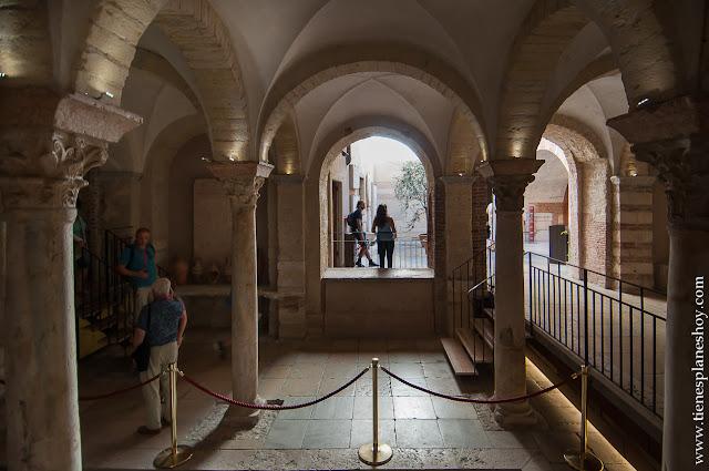 Visitar catedral de Verona Italia viaje