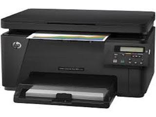 Image HP LaserJet Pro MFP M125r Printer