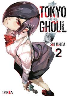 Tokyo Ghoul 02 IVREA