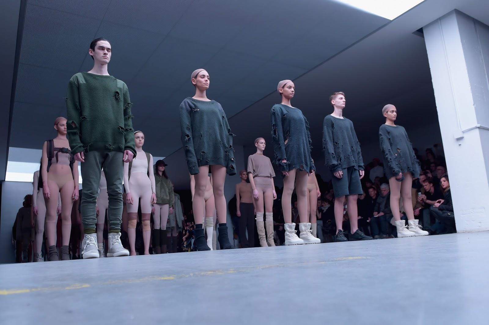 498d7146a Kanye West x adidas Originals YEEZY SEASON 1