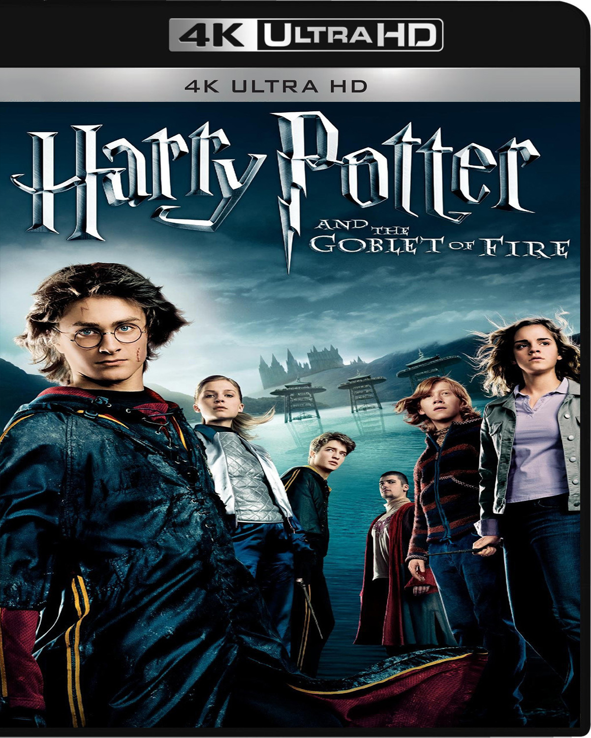 Harry Potter and the Goblet of Fire [2005] [UHD] [2160p] [Latino – Castellano]