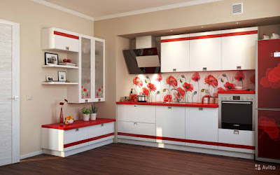 red and white kitchen designs and color schemes 2019 catalog