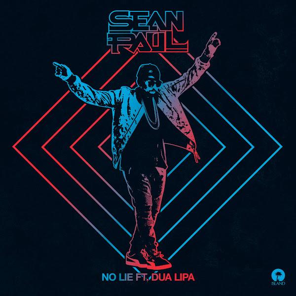 Sean Paul - No Lie (feat. Dua Lipa) - Single Cover