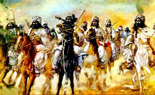 Una nueva hornada de guerreros árabes al ataque