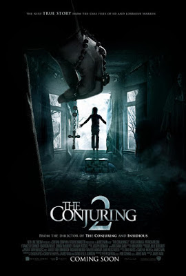 The Conjuring 2: The Enfield Poltergeist 2016 DVD R1 NTSC Latino