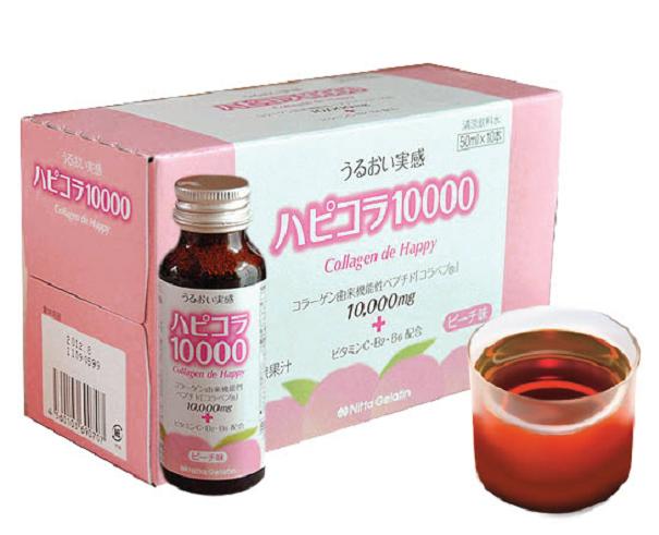 Công dụng chính của Collagen de happy 10000mg
