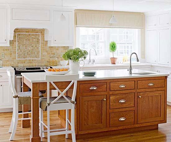 2014 White Kitchen Cabinets Ideas