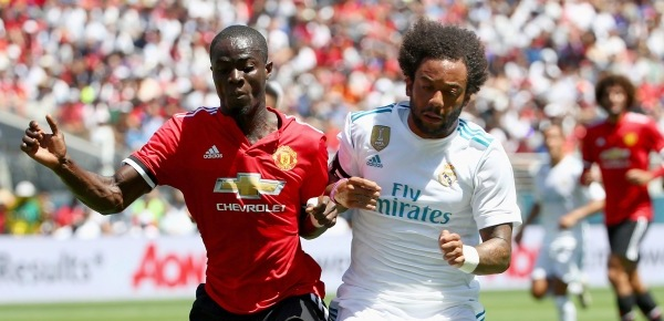 Manchester United vs Real Madrid Piala Super Eropa 2017: Eric Bailly Absen