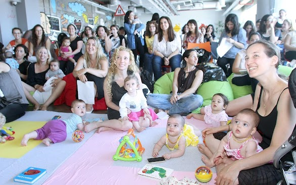 Campus For Moms: Helping Women Entrepreneurs Inwards Israel