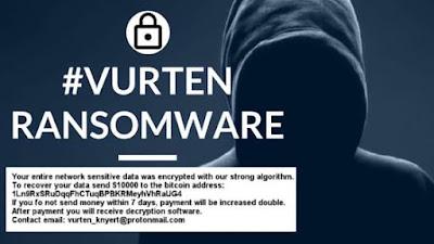 vurten ransomware