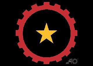 AO Angola Logo Vector