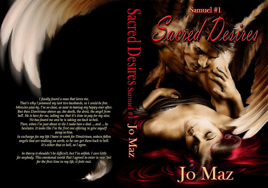 Cover reveal - Sacred Desires