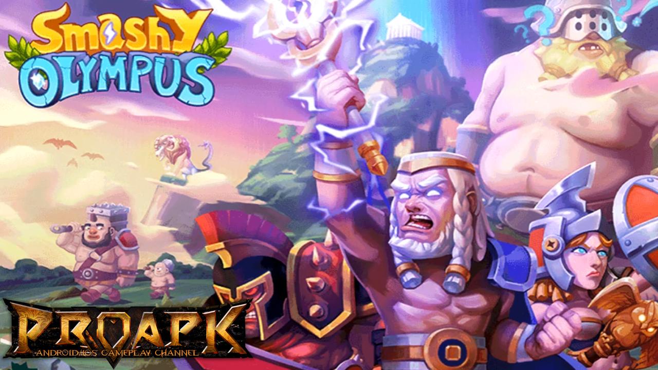 Smashy Olympus