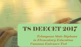 TS TTC 2017 |  TS DIETCET 2017 : Notification, Exam date, Online Application form, Eligibility, Fee, Important dates, Apply Online-Application form