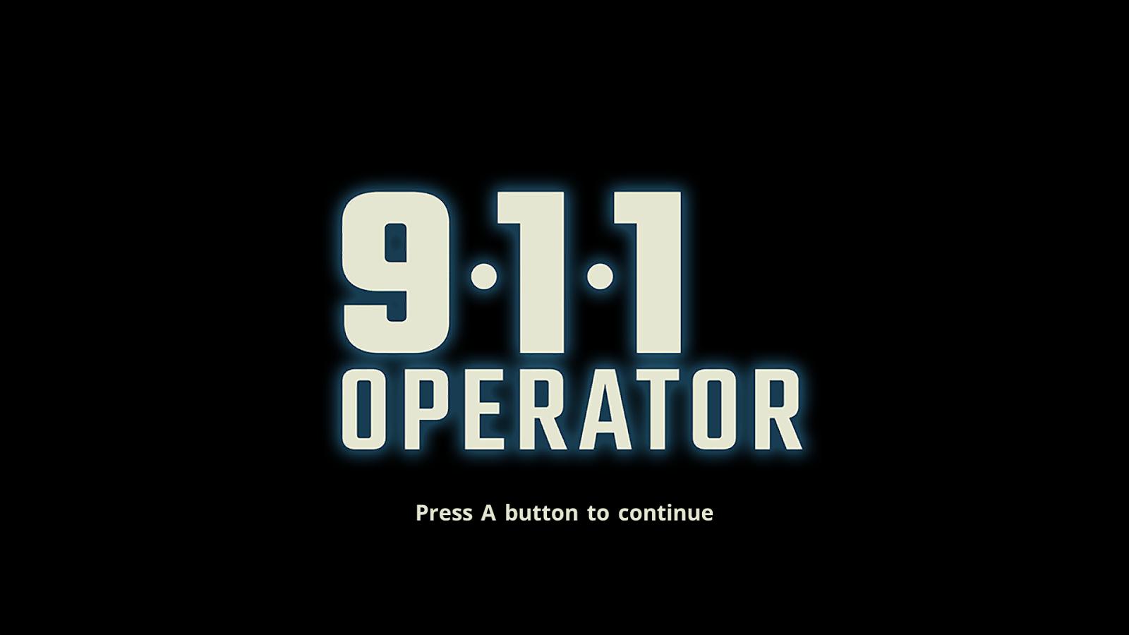 911 Operator (Xbox)