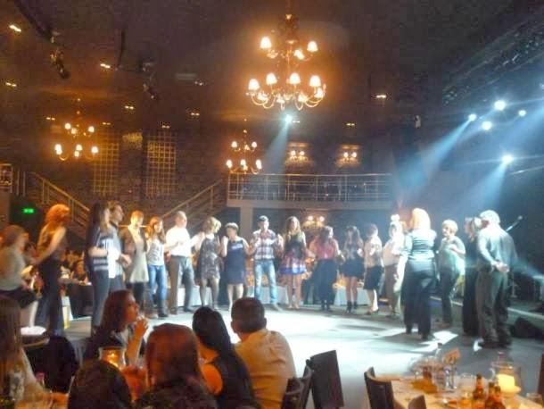 Ο χορός της Οργάνωσης Ποντίων Νομού Καστοριάς (φωτογραφίες)