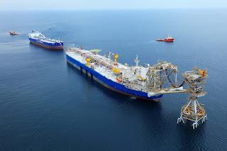 Zona Keselamatan Fasilitas Kapal Alir Muat Terapung (Floating Storage & Offloading/FSO) Gagak Rimang