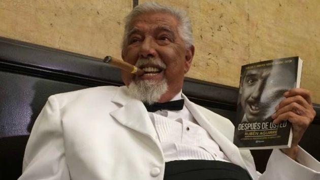 Muere Rubén Aguirre, el profesor más famoso de Latinoamérica