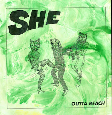 She - Outta Reach (1970)