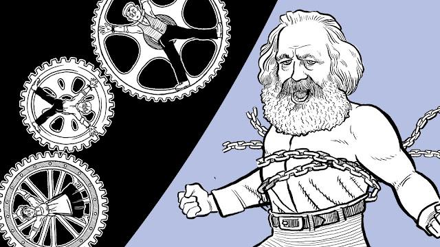 ماركس واغتراب الإنسان