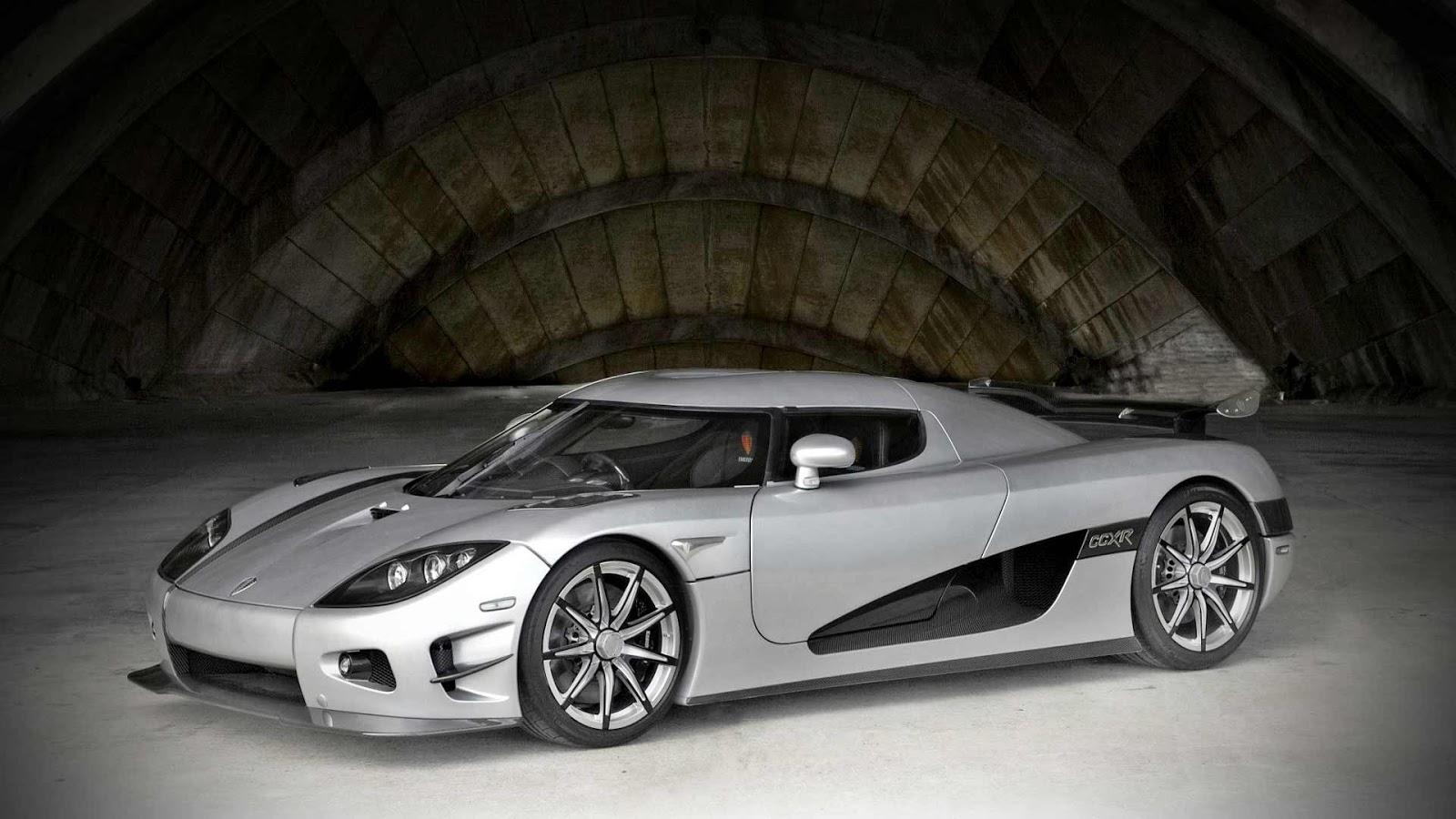 Koenigsegg CCXR Trevita Supercardrenaline Free Full HD Wallpaper