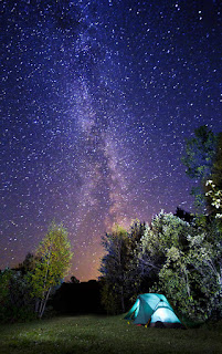 September Night Sky- Mircea Costina