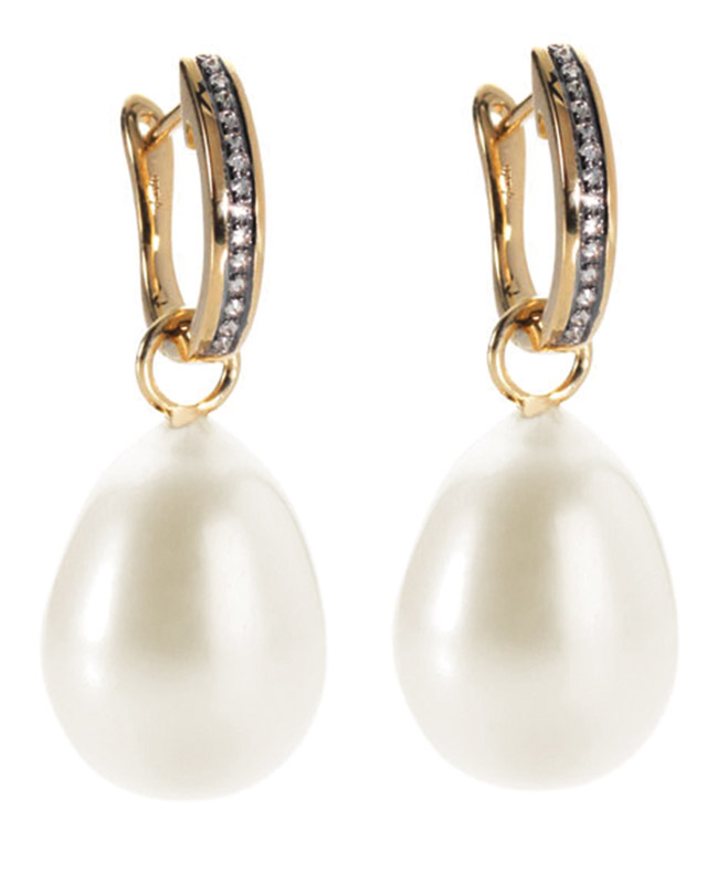 pearl earrings, Annoushka Ducas, Kate Middleton, diamonds,