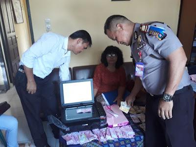 Bayar Ongkos Pakai UPAL,Wanita Pensiunan PNS ini Masuk Bui