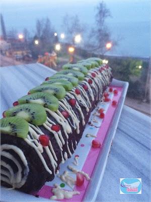 rulo pasta tarifi, meyveli rulo pasta, çikolatalı rulo pasta, rulo pasta yapılışı