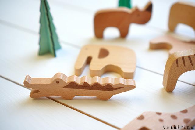 Holzspielzeug Bloomingville