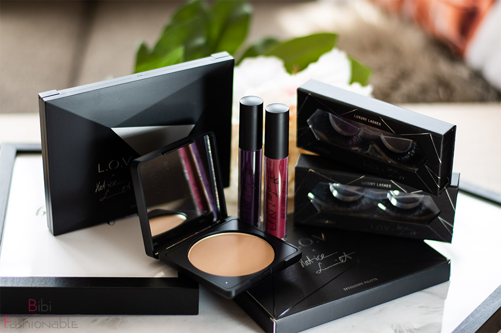 LOV Cosmetics x Hatice Schmidt Collection Titelbild