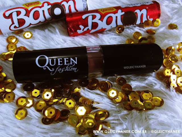 Resenha dos batons chocolate Queen Makeup