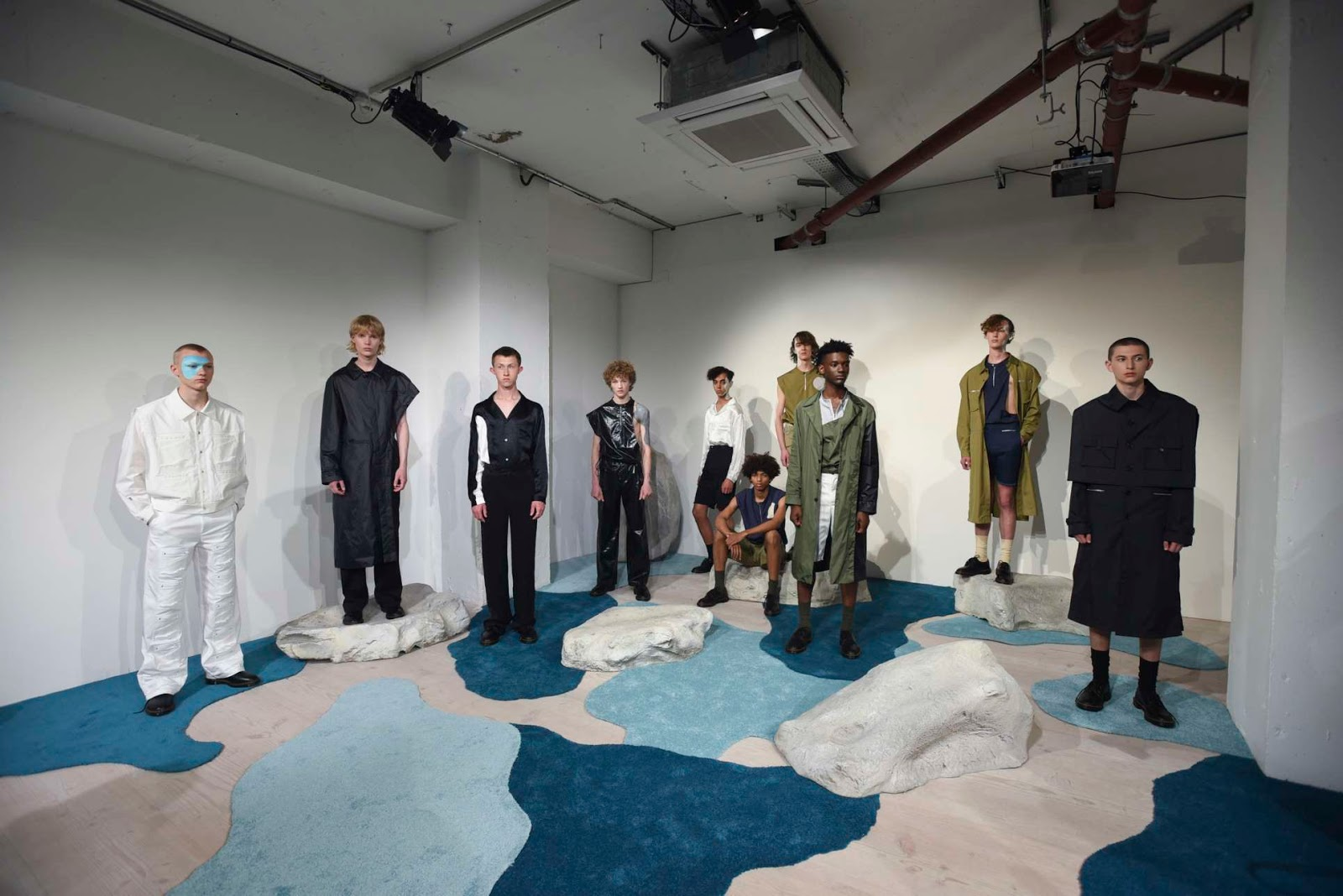 London Fashion Week - Home 14